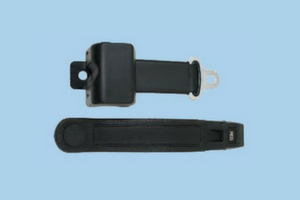 2 Point Retractable Lap seatbelt