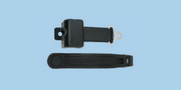 2 Point Retractable Universal Lap Seat Belt