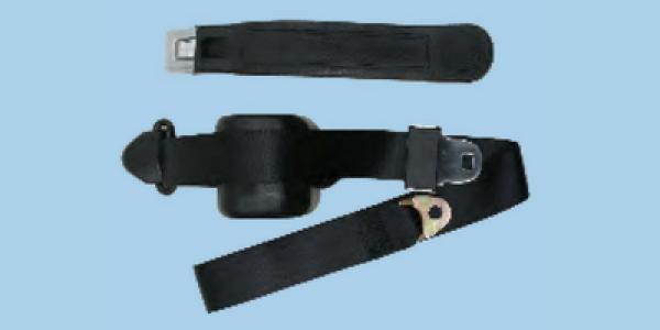 3 Point Retractable Bucket-Bench Seat Belt
